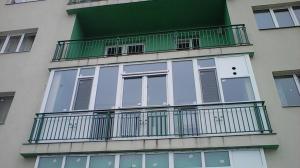 balcon bloc din termopan
