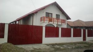 ferestre din termopan la vila